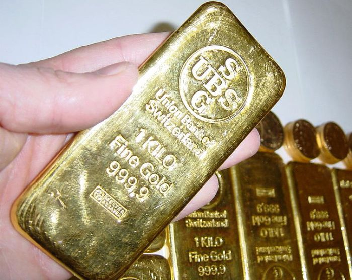The real gold standard?