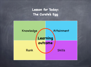The Curate's Egg (behr outcomes version July 2013)