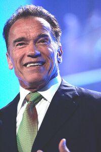 Arnold Schwarzenegger. © Creative Commons.