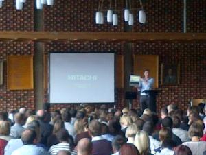 Ben Goldacre at ResearchED 2013