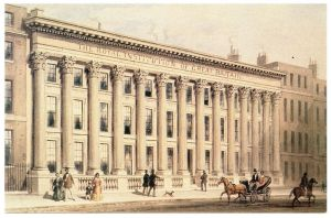 The Royal Institution c. 1838